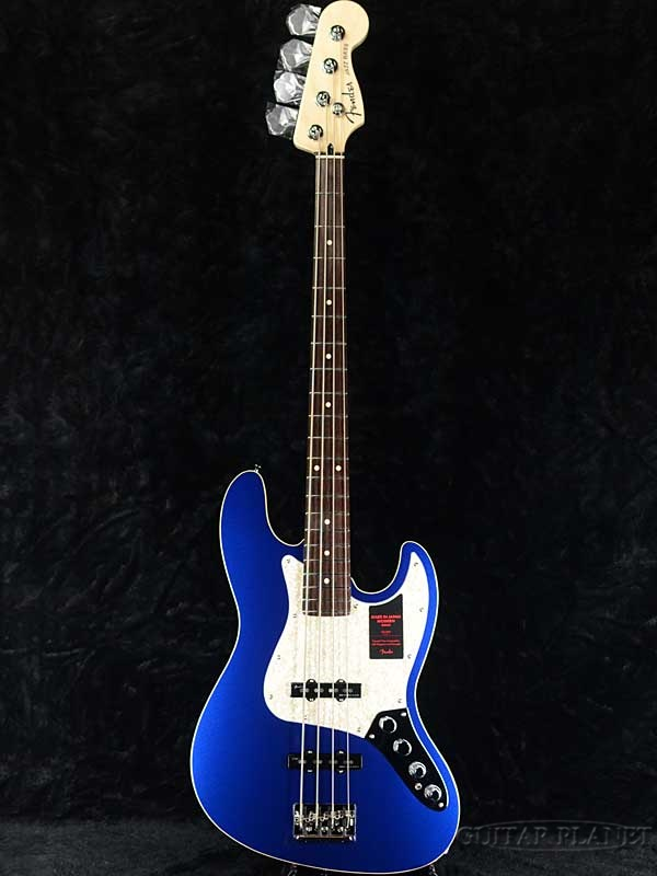 Fender Made in Japan Made in Japan Modern Jazz Bass -Deep Ocean Metallic- 新品[フェンダー][ディープオーシャンメタリック,青][Jazz Bass,JB,ジャズベース][Electric Bass,エレキベース]