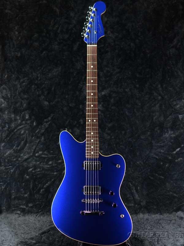 Fender Made in Japan Modern Jazzmaster HH -Deep Ocean Metallic- 新品 [フェンダージャパン][モダン][Blue,オーシャンメタリックブルー,青][ジャズマスター][Electric Guitar,エレキギター]