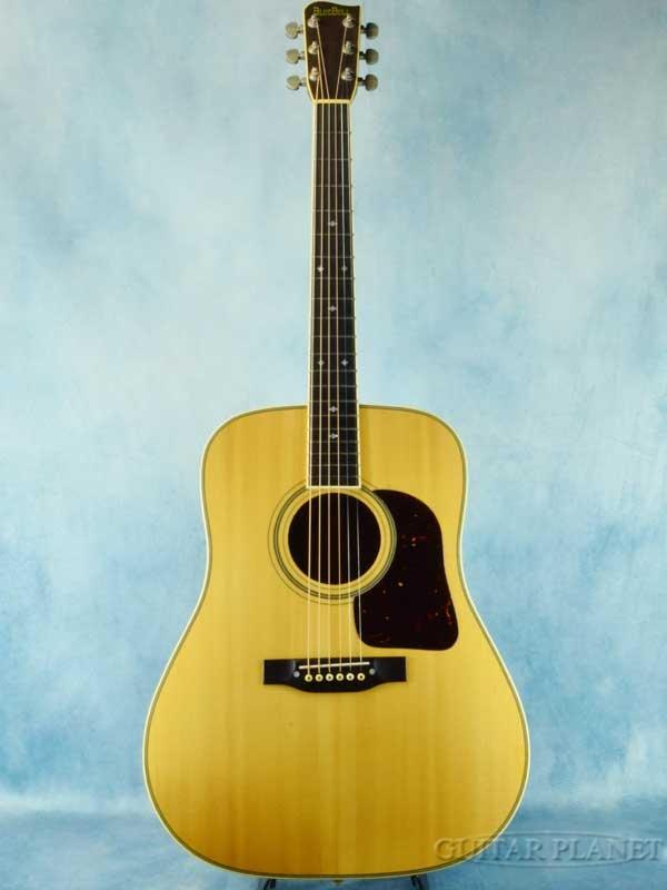 【中古】BlueBell W800 1970~80年代製 [ブルーベル][日本製][Acoustic Guitar,アコギ]【used_アコースティックギター】