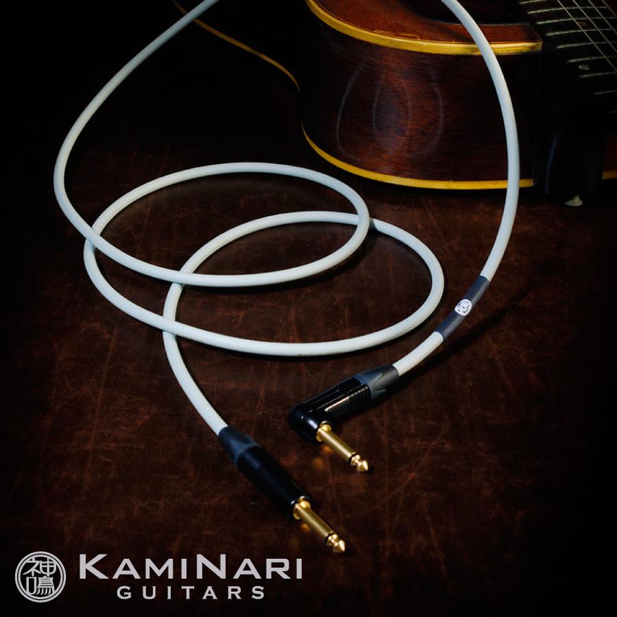 Kaminari Guitars K-AC5LS 5mLS ついに入荷 新品 アコースティックギター用シールド カミナリギターズ 神鳴 Shield Acoustic Guitar ケーブル 豪華な Cable