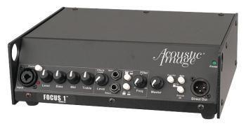 【入荷待ち】【800W】Acoustic Image FOCUS 1 SERIES III 新品[アコースティック・イメージ フォーカス 1 シリーズ3][ベースアンプ/ヘッド,Bass Amplifier Head]