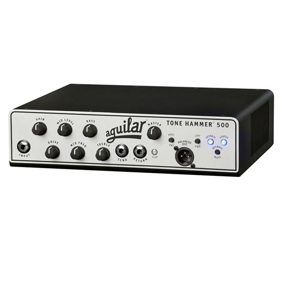 【500W】Aguilar TONE HAMMER 500 新品[アギュラー][ミニベースアンプヘッド,Mini Bass Amplifier Head]