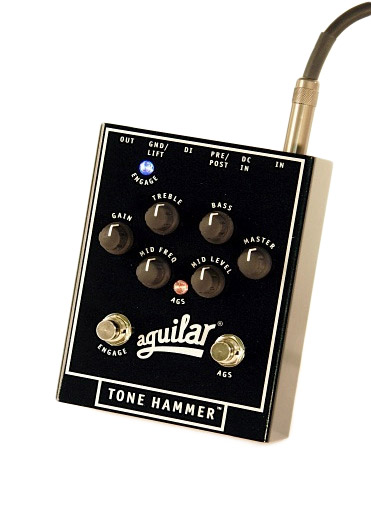guitar planet aguilar tone hammer brand new bass preamp direct box aguilar a stone hammer. Black Bedroom Furniture Sets. Home Design Ideas