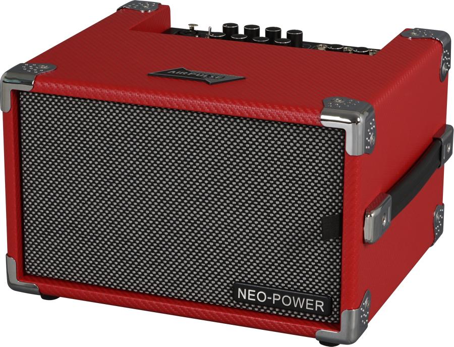 Phil Jones Bass AIR PULSE CUB-II Carbon Red 【限定カラー】 新品 小型ギターアンプ[フィルジョーンズ,PJB][レッド,赤]