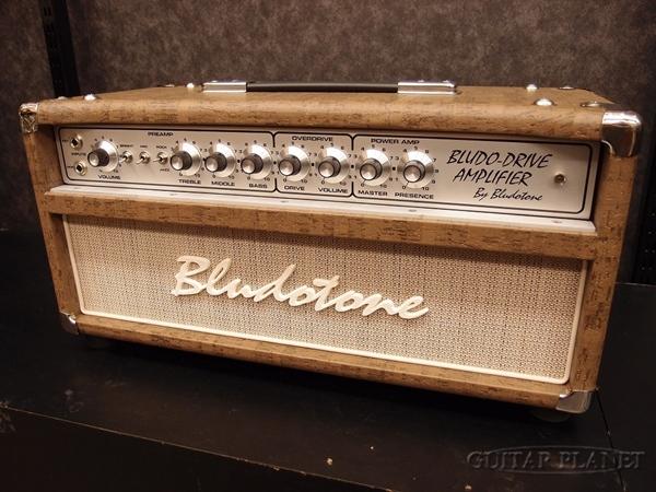 【中古】Bludotone Bludo-Drive ギター用アンプヘッド[ブルードトーン][100W][Tube Amp,チューブ,真空管][Guitar Head Amplifier]