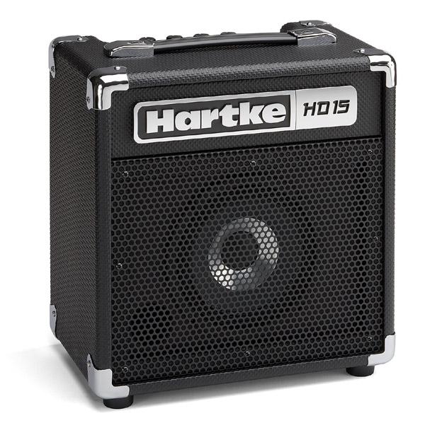 【15W】Hartke HD15 新品 ベースアンプ[ハートキー][HD-15][Bass Combo Amplifier,コンボ]