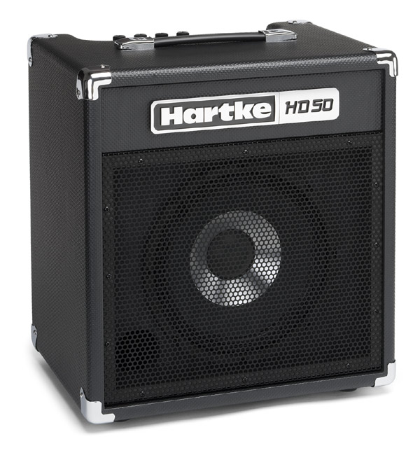 【50W】Hartke HD50 新品 ベースアンプ[ハートキー][HD-50][Bass Combo Amplifier,コンボ]