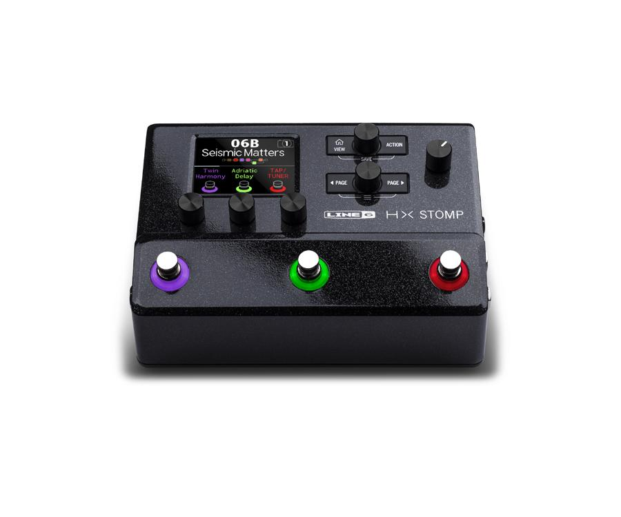 LINE6 HX STOMP 新品 [ライン6][ヒーリックス,ヘリックス][ストンプ][アンプ,Amplifier][Effector,エフェクター]