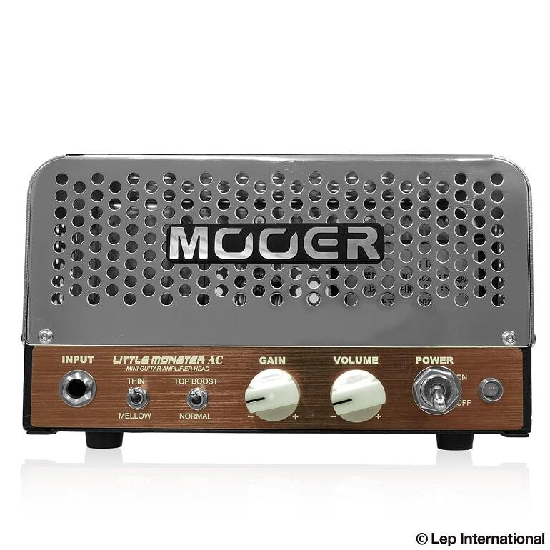 【5W】Mooer Little Monster AC 新品 小型アンプヘッド[ムーア][リトルモンスター][Head Amp][Amplifier]