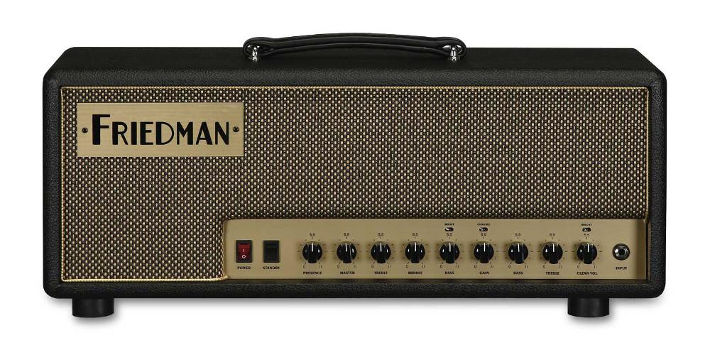 FRIEDMAN RUNT 50 HEAD 新品 ギター用アンプヘッド[フリードマン][50W][ラント][Guitar Head Amplifier][RUNT-50]