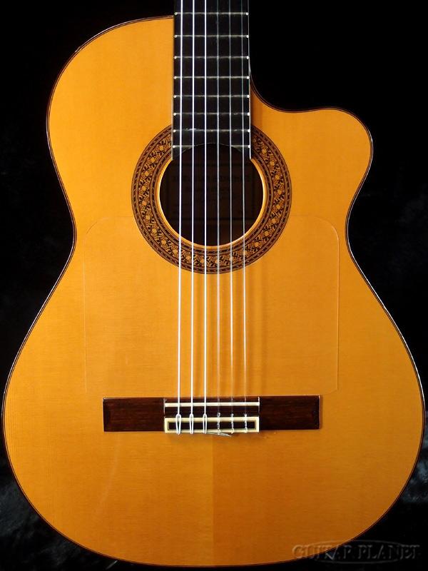 Antonio Sanchez 3027 2002年制造[安东尼奥桑切斯][西班牙西班牙制造][Cutaway,刀具方法][Classical Guitar,古典的吉他,Flamenco,弗拉门戈舞]