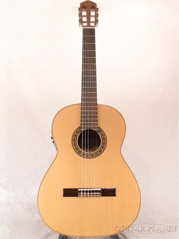 Antonio Sanchez EG-1Spruce 松/マホガニー 新品[アントニオサンチェス][スペイン製][ピックアップ搭載][Classic Guitar,クラシックギター,エレガット]
