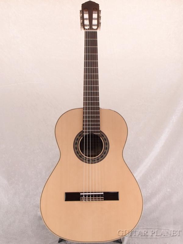 Antonio Sanchez Estudio-2/63 Spruce 松/マホガニー 630mm 新品[アントニオサンチェス][スペイン製][Classic Guitar,クラシックギター]