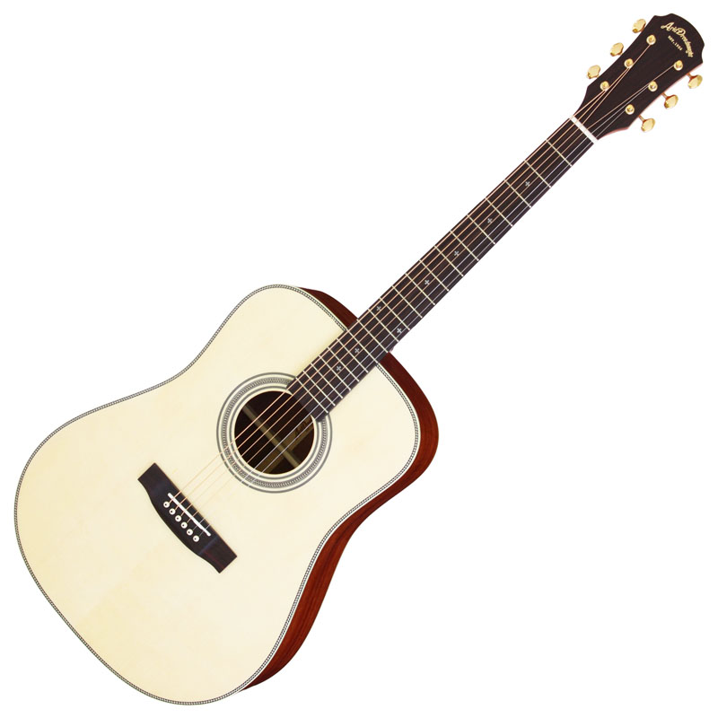 Aria AD-511 新品 オール単板[アリア][Acoustic Guitar,アコギ,アコースティックギター,Folk Guitar,フォークギター][AD511]