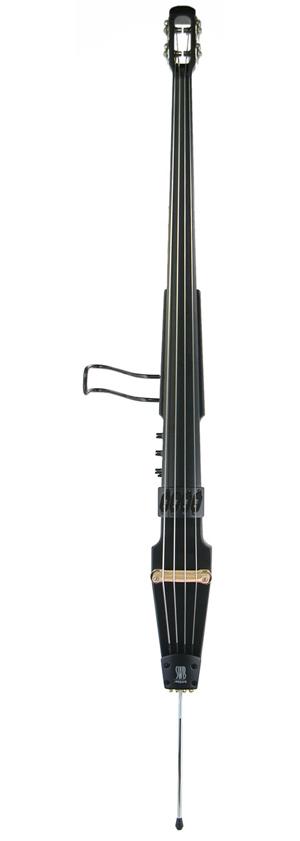 Aria SWB-LITE SPL w/BIS Black 新品 アップライトベース[アリア][ブラック,黒][Satin,サテン,艶なし][マグネットピックアップ][FISHMAN,Piezo,ピエゾピックアップ][Electric Upright Bass]_otherb