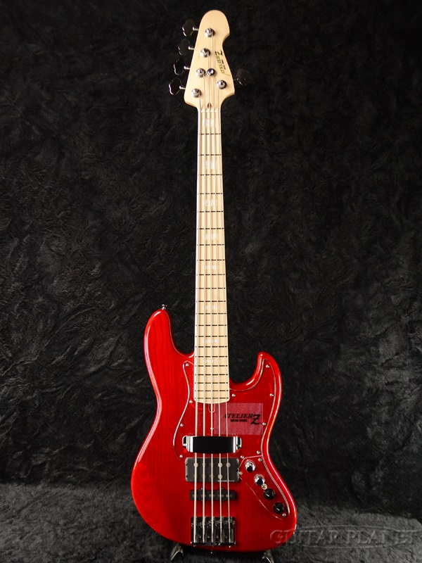 Guitar Planet Atelier Z M265d Plus Tp Rd Brand New Red Atelier Z