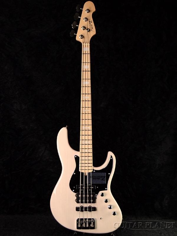 【受注生産】ATELIER Z JHJ-189 TP-White/Maple [アトリエ][国産][ジャズベースタイプ,Jazz Bass,JB][ホワイト,白][エレキベース,Electric Bass]