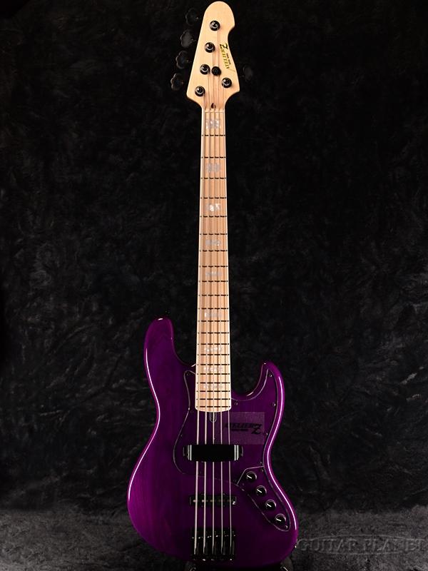 ATELIER Z M#265 CTM -TP-Purple- 新品[アトリエ][パープル,紫][ジャズベース,Jazz Bass][エレキベース,Electric Bass]