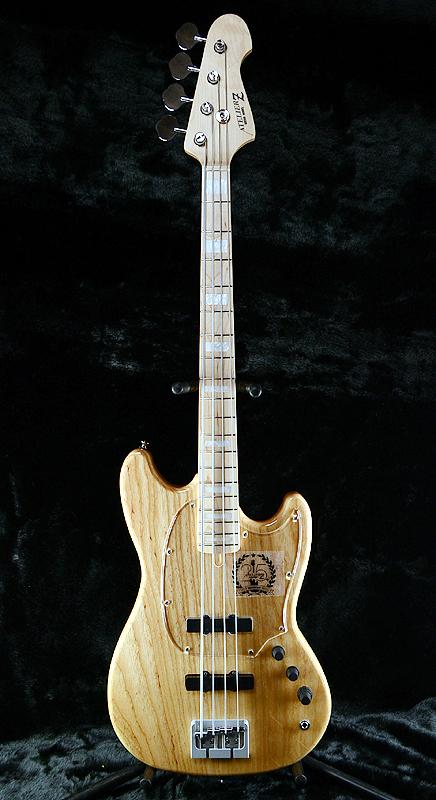 ATELIER Z BabyZ-4 J-Natural-brand new short scale [Atelier Z], [home] [natural, wood, gray, Short Scale Electric Bass, electric bass
