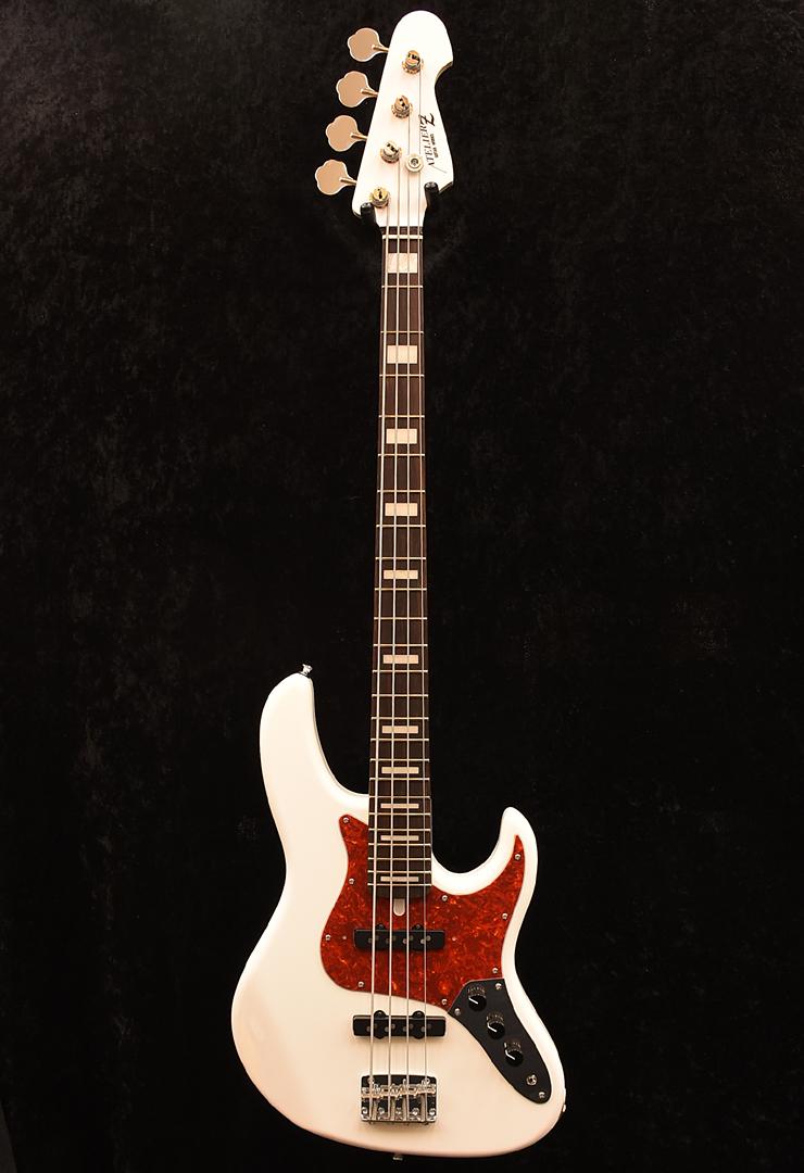 国内発送 ATELIER Z BETA4 Beta4/Standard -WH/MH- 新品 ホワイト[アトリエZ][国産][White,白][ジャズベースタイプ,Jazz Bass,JB][Electric Bass,エレキベース], キューティーショップ 6b3f5c2a