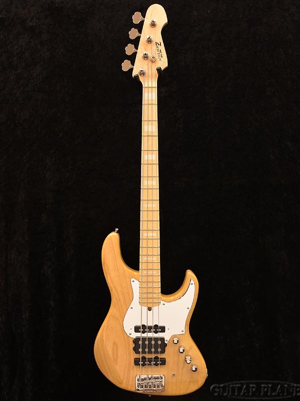 ATELIER Z JHJ-189 -Natural- 新品[アトリエ][国産][ナチュラル][ジャズベースタイプ,Jazz Bass,JB][エレキベース,Electric Bass]