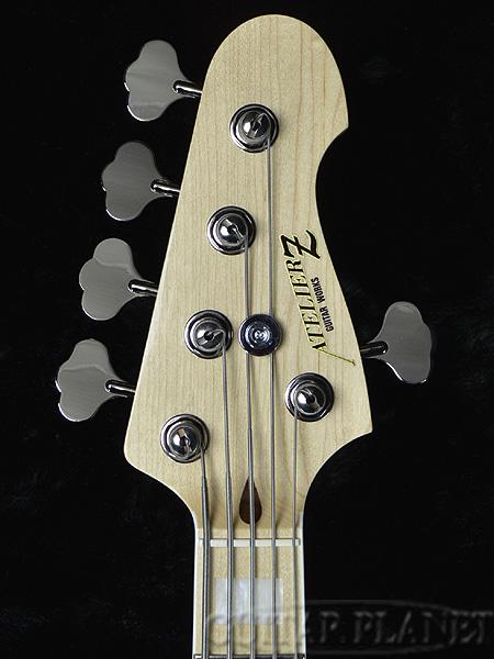 ATELIER Z M#265 CUSTOM-TP-RD-新货[工作室Z][国产][特别定做][5弦,5strings][Red,红,红][Jazz Bass,JB,爵士基础][Electric Bass,电子吉他基础]