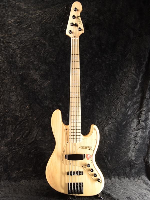 2021激安通販 【カスタムオーダー品】ATELIER Z M#265 Custom -Natural/Maple w/Black Parts- 新品[アトリエZ][国産][カスタム][5弦,5strings][ナチュラル][Jazz Bass,JB,ジャズベース][Electric Bass,エレキベース], SUGAR JEWEL 7c106a73