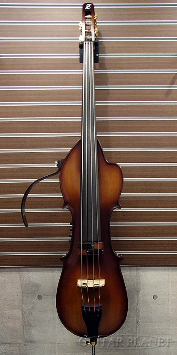 ATELIER Z CUB travellin' bass Pro -VF- 新品[アトリエ][国産][Violin Finish,ナチュラル,木目][Upright Bass,アップライトベース][エレキベース,Electric Bass]