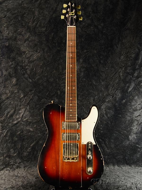 b3 Phoenix -Dark Cherry Burst- 新品[ジーン・ベイカー][Telecaster,TL,テレキャスタータイプ][ダークチェリーバースト][Electric Guitar,エレキギター]