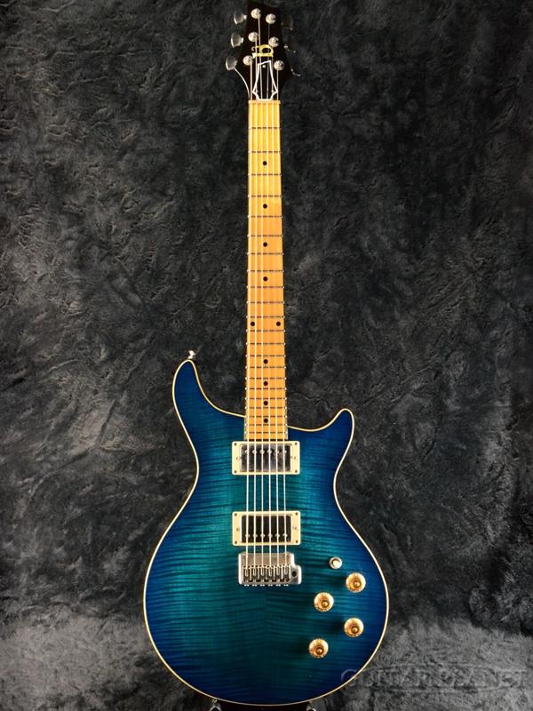 【中古】b3 SL Trem -Planet Blue Burst- 2015年製[ジーン・ベイカー][プラネットブルーバースト][Electric Guitar,エレキギター]【used_エレキギター】