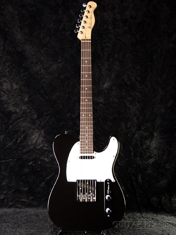 Bacchus Universe Series BTE-1R BLK 新品 ブラック[バッカス][ユニバースシリーズ][BTE1R][Telecaster,テレキャスタータイプ][Black,黒][Electric Guitar,エレキギター]