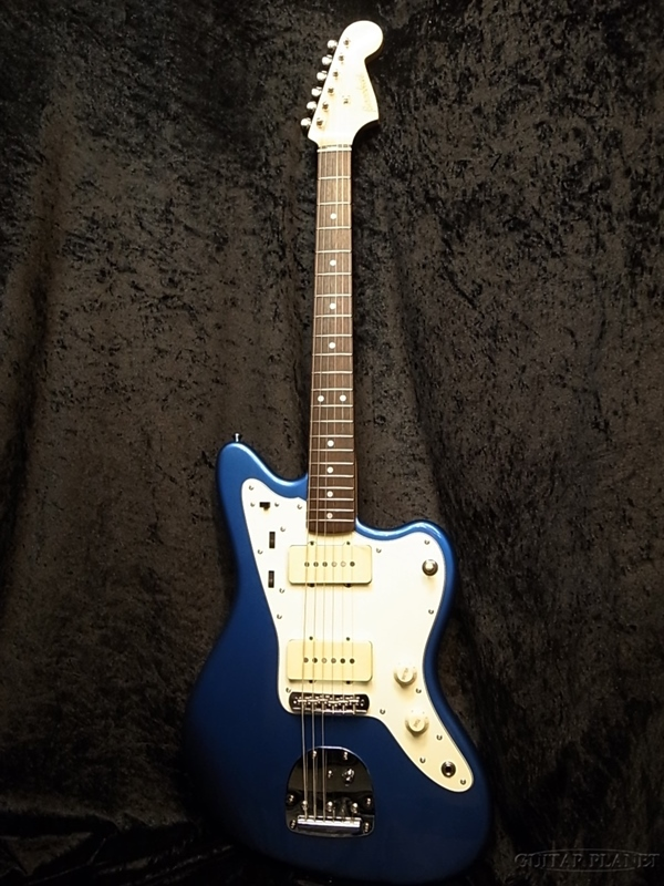 【弊店オリジナル仕様】Bacchus BJM-60E LPB MOD 新品[バッカス][Lake Placid Blue,レイクプラッシドブルー,青][BJM60E][Jazzmaster,ジャズマスタータイプ][Electric Guitar,エレキギター]