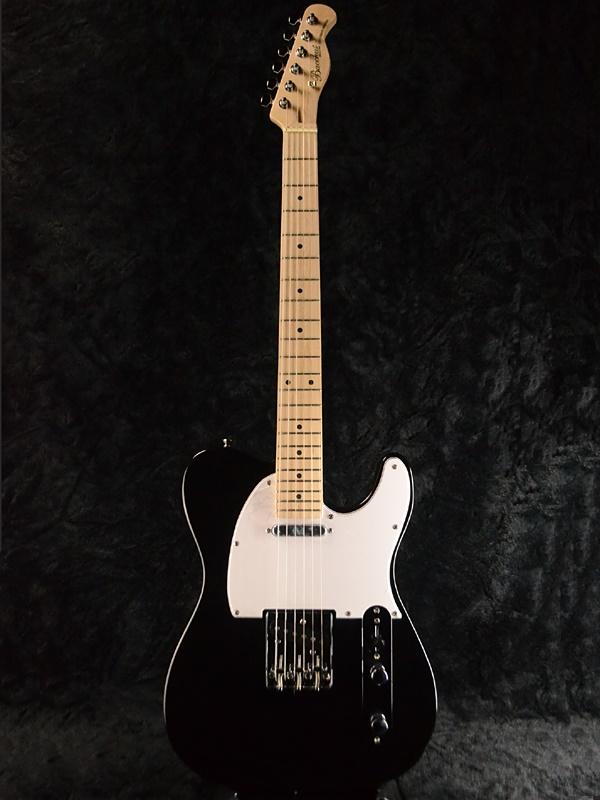 Bacchus Universe Series BTE-1M BLK 新品 ブラック[バッカス][ユニバースシリーズ][BTE1M][Telecaster,テレキャスタータイプ][Black,黒][Electric Guitar,エレキギター]