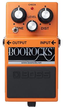 BOOROCKS DS-1 Mod BDS-1M 新品 ディストーション [ブロックス][国産][BOSS,ボス][Modifyシリーズ][Distortion][エフェクター,Effector][DS1]