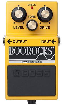 BOOROCKS OD-3 Mod BOD-3M 新品 オーバードライブ [ブロックス][国産][BOSS,ボス][Modifyシリーズ][Overdrive][エフェクター,Effector][OD3]
