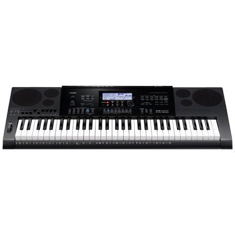 CASIO WK-6600 新品 76鍵 キーボード[カシオ][Synthesizer,シンセサイザー][76keys][Keyboard]