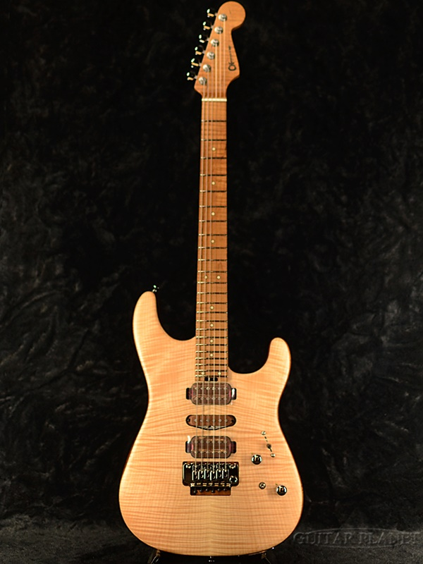 Charvel USA Artist Series Guthrie Govan Signature HSH Flame Maple -Natural- 新品[シャーベル][ガスリー・ゴーヴァン][シグネチャーモデル][ナチュラル][Stratocaster,ストラトキャスタータイプ][Electric Guitar,エレキギター]