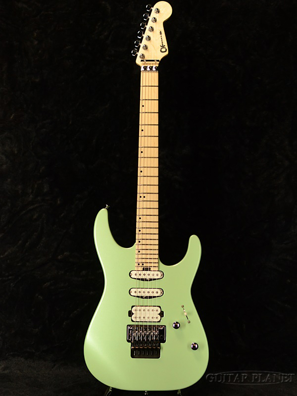 Charvel Pro-Mod DK24 HSS FR -Specific Ocean- 新品[シャーベル][ディンキー][グリーン,緑][Stratocaster,ストラトキャスタータイプ][Electric Guitar,エレキギター]