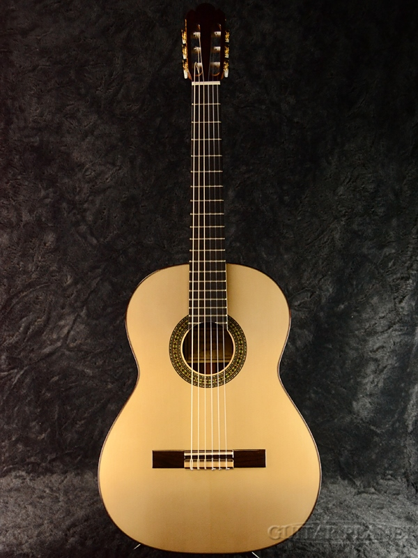 Antonio Sanchez Profesor-1/64Spruce 松/ローズウッド 640mm 新品[アントニオサンチェス][スペイン製][Classic Guitar,クラシックギター]