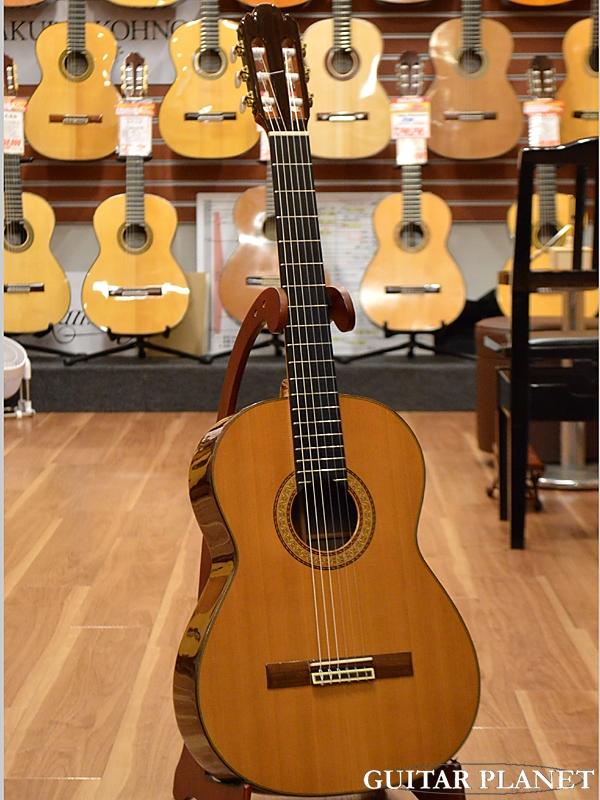 【中古】Antonio Sanchez 1035 松/ローズウッド 1999年製【総単板】[アントニオ・サンチェス][Natural,ナチュラル][Classical Guitar,クラシックギター]【used_アコースティックギター】