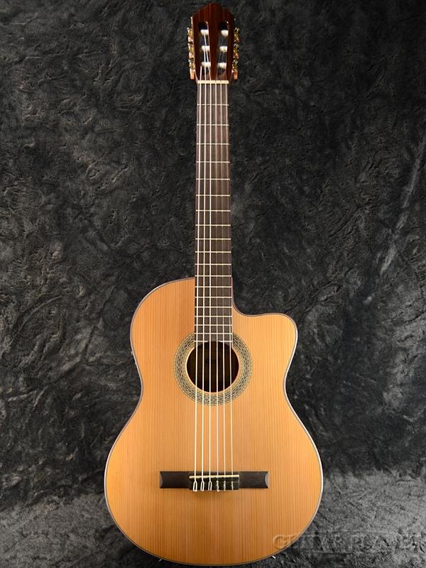 Cort AC250 CF 新品[コルト][Natural,ナチュラル][Classical Guitar,クラシックギター,エレガット]