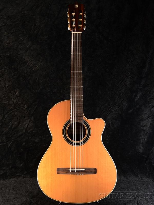 Alhambra CS-1 LR CW E1 新品[アルハンブラ][Classical Guitar,クラシックギター,エレガット]