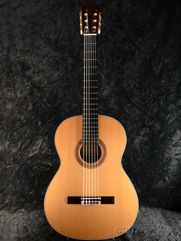 KODAIRA AST-85 新品[小平ギター][natural,木目][Classical Guitar,クラシックギター,エレガット,フラメンコ]
