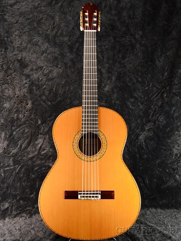 Juan Hernandez Concierto Cecar 杉/ローズウッド 新品[ホアンエルナンデス][スペイン製][Classical Guitar,クラシックギター,Flamenco,フラメンコ]