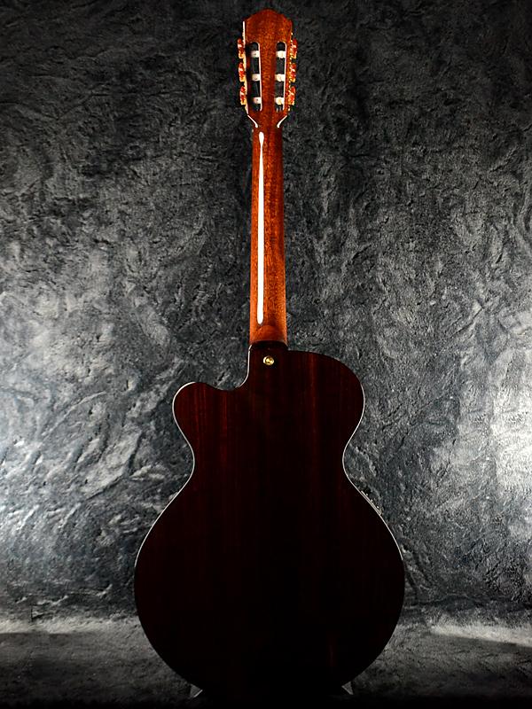 乘员组疯子声音 EG-1500 C 新黑 [邮轮] [黑色,黑色] [压拾取,冷凝器麦克风] [优雅] [古典吉他,古典吉他,