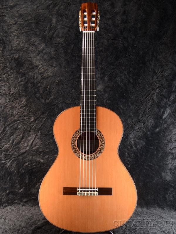 Jose Ramirez Estudio 2/Cedar 新品[ホセ・ラミレス][Natural,ナチュラル][シダー][Classical Guitar,クラシックギター]