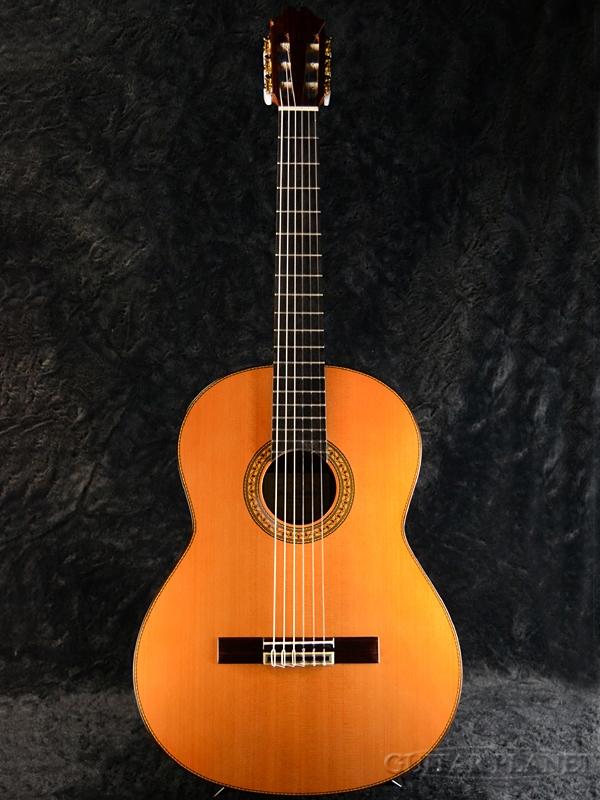 Juan Hernandez Profesor Cedar 杉 ローズウッド 新品 ホアンエルナンデス Natural ナチュラル Classical Guitar クラシックギター 返品保証 法要 結婚内祝