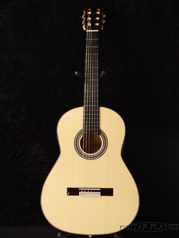 Juan Hernandez Samba 新品[ホアンエルナンデス][サンバ][Natural,ナチュラル,木目,杢][Classical Guitar,クラシックギター,Flamenco,フラメンコ,エレガット]
