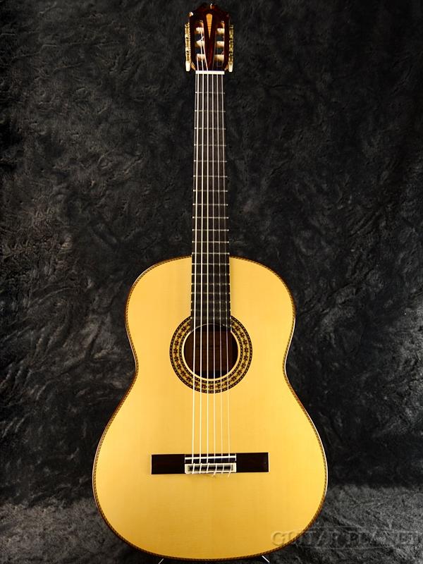 Juan Hernandez Maestro Spruce 松/ハカランダ 新品[ホアンエルナンデス][スペイン製][Classical Guitar,クラシックギター,Flamenco,フラメンコ]