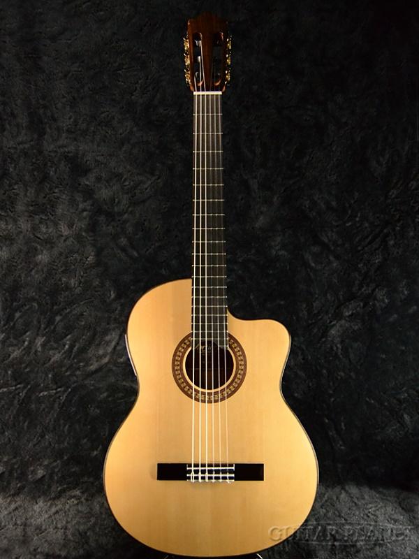 Martinez MFG-AS-CET 新品[マルティネス][Classical Guitar,クラシックギター][Electric,Acoustic Guitar,アコギ,アコースティックギター,エレアコ,Folk Guitar,Flamenco,フォークギター,フラメンコギター]